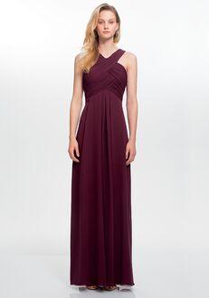 #LEVKOFF 7016 Halter Bridesmaid Dress