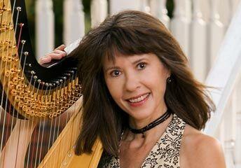 Harpist Catherine Way ~ HarpStrings, Inc.