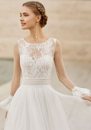 Rosa Clará Couture ELBA A-Line Wedding Dress