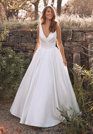 Justin Alexander Alina Ball Gown Wedding Dress