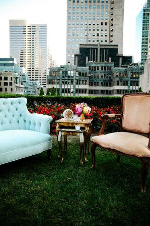 Vintage Lounge Furniture