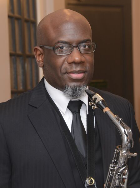 Edmond Baker, Jr. - Saxophonist - Houston, TX