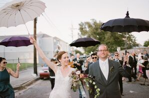 Just-Married New Orleans Traditions