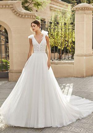 Rosa Clará TIBET A-Line Wedding Dress