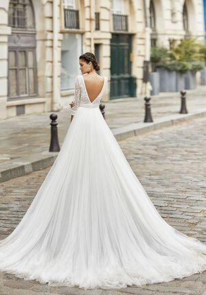 Rosa Clará TIRSO Ball Gown Wedding Dress