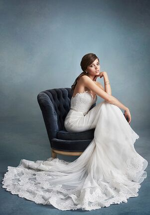 Tara Keely by Lazaro 2601 Mermaid Wedding Dress