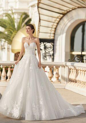 Aire Barcelona IRIE Ball Gown Wedding Dress