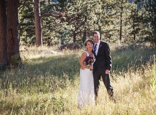 Tara Mickelburgh (36 and works in nonprofit management) and Jason Rowe (41 and a geospatial market strategist) met online. Four years later, Jason pro
