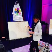 Dallas, TX Motivational Speaker | Brandi Cottingham Art Meets World