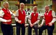 Irvine, CA Oldies Barbershop Quartet | Harmony Partners