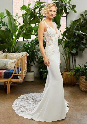 Beloved by Casablanca Bridal BL333 Lexi Mermaid Wedding Dress
