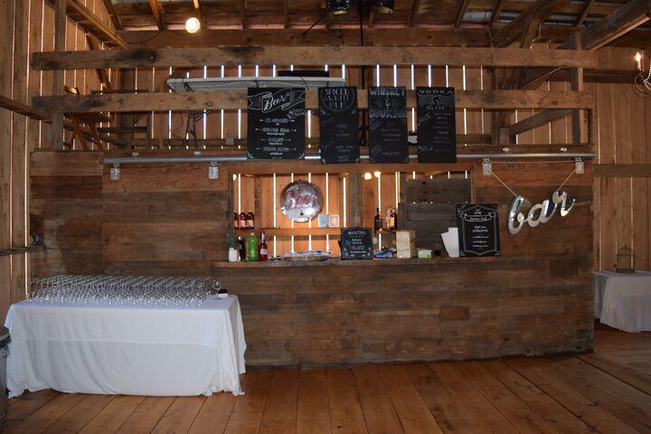 The Barn at Rayne Run | Reception Venues - Marion Center, PA