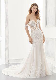 Morilee by Madeline Gardner Adaline Mermaid Wedding Dress
