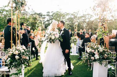 Raining Roses Productions, Inc. Luxury Wedding Details