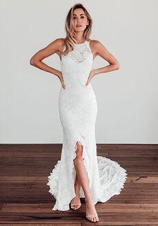 Grace Loves Lace Alexandra Rose Sheath Wedding Dress