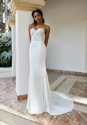 Moonlight Tango T936 Mermaid Wedding Dress