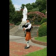 Lexington, KY Celtic Bagpipes | American Bagpiper - Nathan Mann