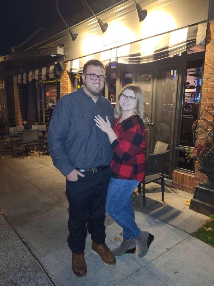 Image 1 of Rachel and Jason