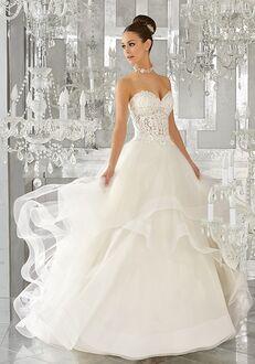 Morilee by Madeline Gardner/Blu Mindy | Style 5570 Ball Gown Wedding Dress