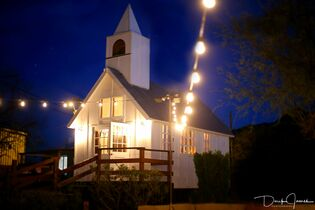Arizona Rustic Weddings at Frontier Town