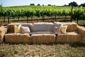 Hay Bale Lounge Furniture