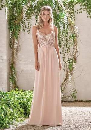 B2 Bridesmaids by Jasmine B193005 Sweetheart Bridesmaid Dress