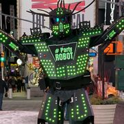 West Hempstead, NY Party Robot | Party Robot