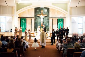 St. Thomas More Catholic Church Ceremony