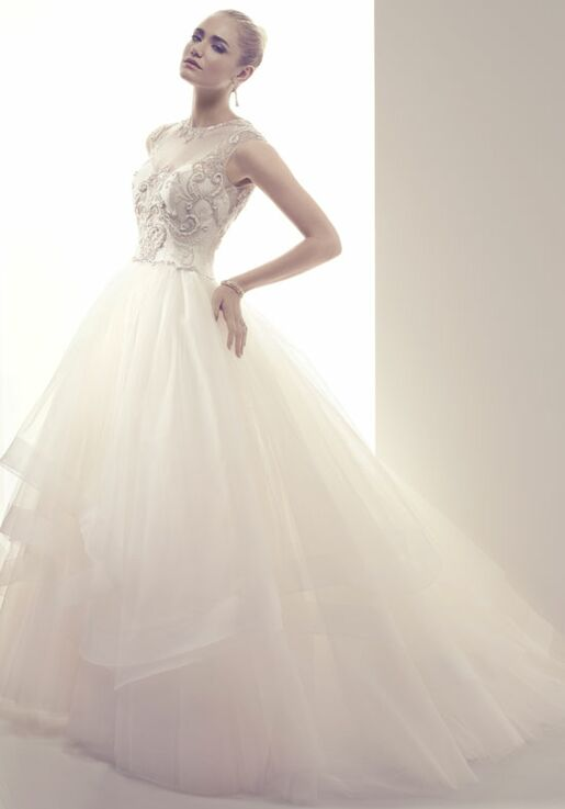 Amaré Couture B075 Ball Gown Wedding Dress