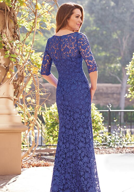 Jade Couture Mother of the Bride by Jasmine K208062 Blue Mother Of The Bride Dress