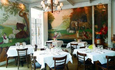 Hamiltons Grill Room