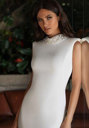 PRONOVIAS KERR Mermaid Wedding Dress