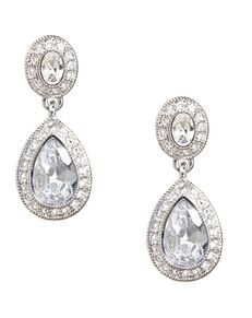 Carolee Jewelry  2675EP4123 Wedding Earring photo