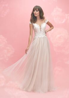 Allure Romance 3052 Sheath Wedding Dress