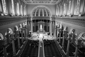 St. Ignatius Church Ceremony Venue