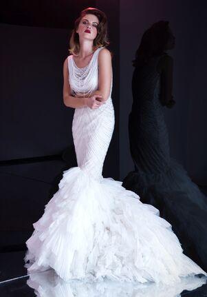 Stephen Yearick KSY159 Mermaid Wedding Dress
