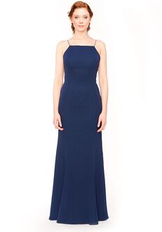 Bari Jay Bridesmaids 1968 Square Bridesmaid Dress