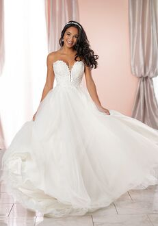 Stella York 6996 Ball Gown Wedding Dress