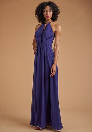 B2 Bridesmaids by Jasmine B223053 Halter Bridesmaid Dress