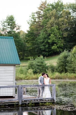 Summer Vermont Wedding in the Mountains