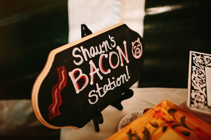 The Bacon Station