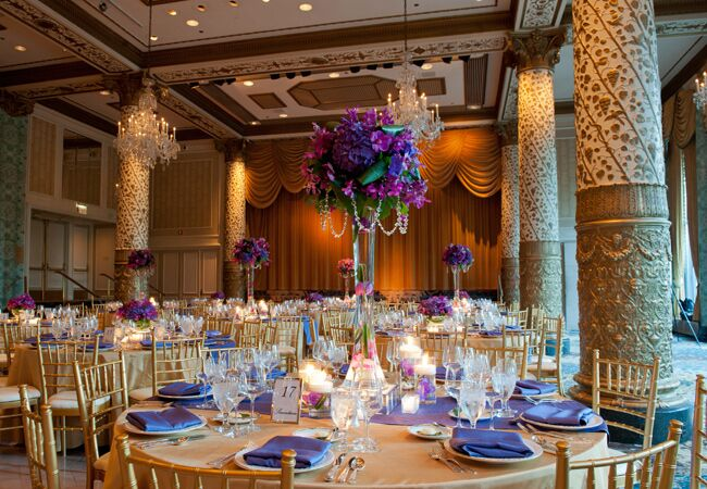 Chicago's Hotel Reception Venue