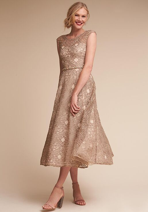 BHLDN (Mother of the Bride) Presley Blue Mother Of The Bride Dress