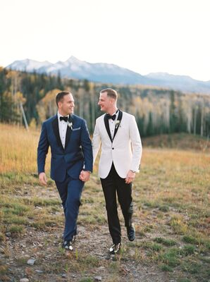 Wedding With a Mountain View
