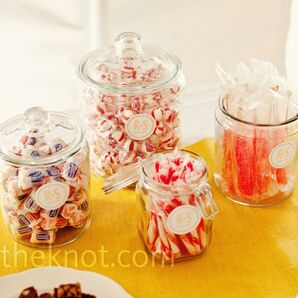 Favor Candy Bar