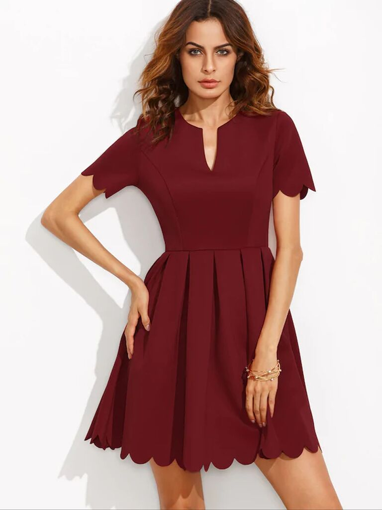 What To Wear To A Winter 2019 Wedding 65 Guest Dresses