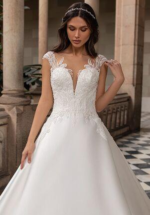 PRONOVIAS DUKE Ball Gown Wedding Dress