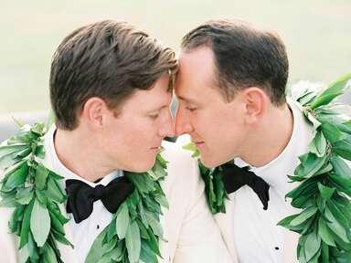 Sneak Peek: An Island Chic Wedding at Dillingham Ranch in Waialua, Hawaii