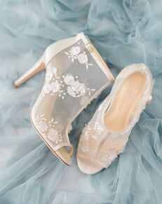 Bella Belle BELLE BY JOY PROCTOR Ivory Shoe