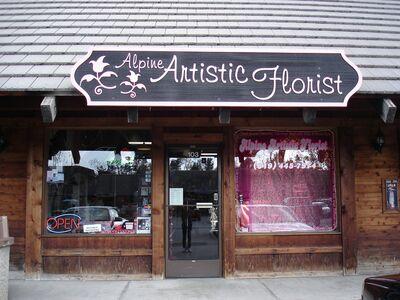 Alpine Artistic Florist